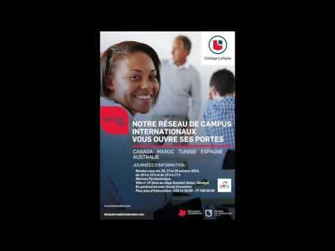 Spot radio : Journée porte ouverte  - Dakar 2015