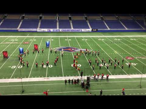 Honey Grove High School Band 2018- UIL 2A State Marching Contest