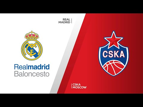 Real Madrid - CSKA Moscow Highlights | Turkish Airlines EuroLeague, RS Round 30