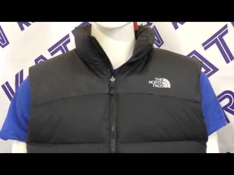 Пуховый жилет The North Face Nuptse 2 Vest