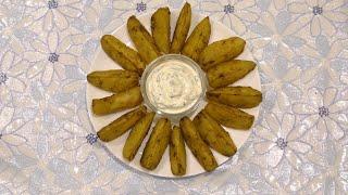Картошка по-деревенски в духовке / Вкусно и просто / Готовить легко