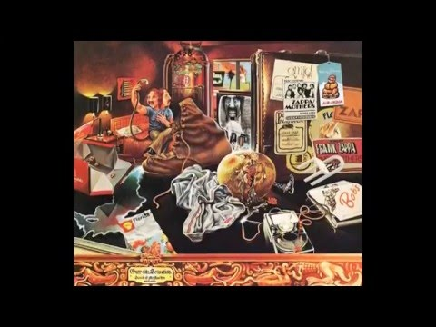 I'm The Slime (with lyrics) - Frank Zappa