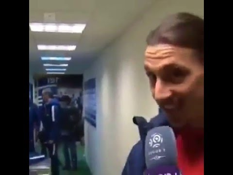Zlatan Ibrahimovic Remains In PSG On One Condition ( Eiffel Tower )