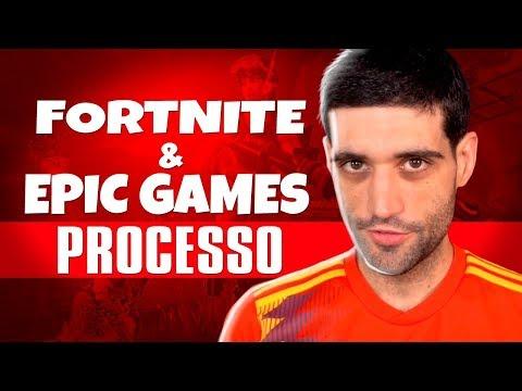 Epic Games ataca processos em Fortnite, Tetris Battle Royale e novo chefão do Playstation