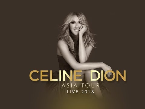 Celine Dion  in Manila 2018 Talking About The Setlist