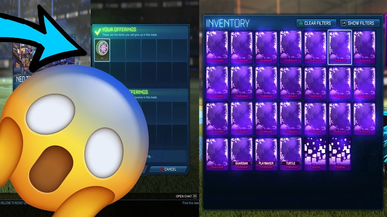 how to get uncommon items rocket league