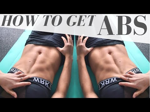THE SCIENCE ON HOW TO GET ABS & LOSE FAT (12 STUDIES)