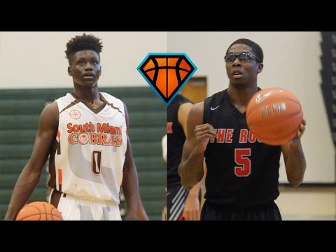 Zack Dawson (32Pts) & Jamari Wheeler (31Pts) Go At It On Day 2 Of BCA Classic!! | Elite 2017 PGs