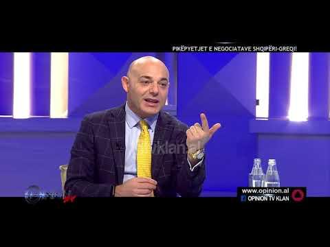 Opinion - Pikëpyetjet e negociatave Shqipëri-Greqi! (30 janar 2018)