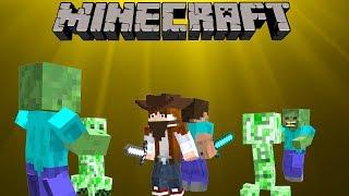 ���� ������� - Minecraft (Inferno Mines) #2