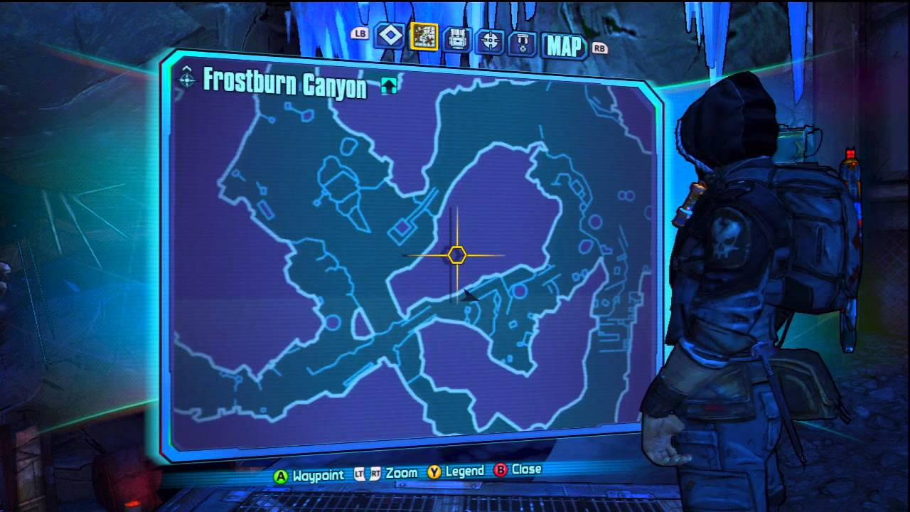 Borderlands 2 all area challenges and vault symbols frostburn borderlands 2 all area challenges and vault symbols frostburn canyon hd youtube biocorpaavc