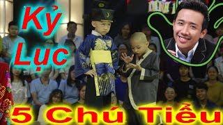 THÁCH THỨC DANH HÀI| 5 Chú Tiểu Bồng Lai Gây S.Ố.T với Bao Công Pháp Tâm
