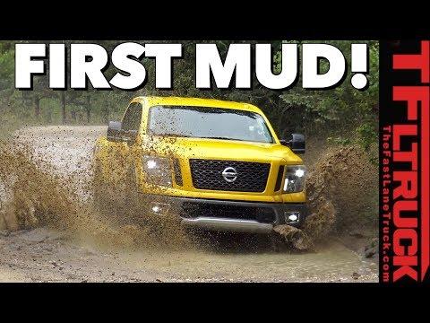 Made It Look Easy! Nissan Titan vs Gold Mine Hill -Titan Trials Ep.1