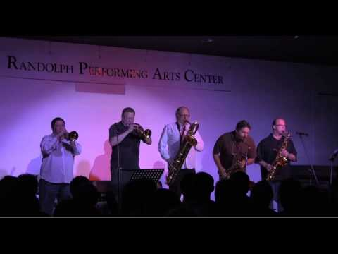 Tower Of Power Horn Section - The Music Den -  Randolph Performing Arts Center