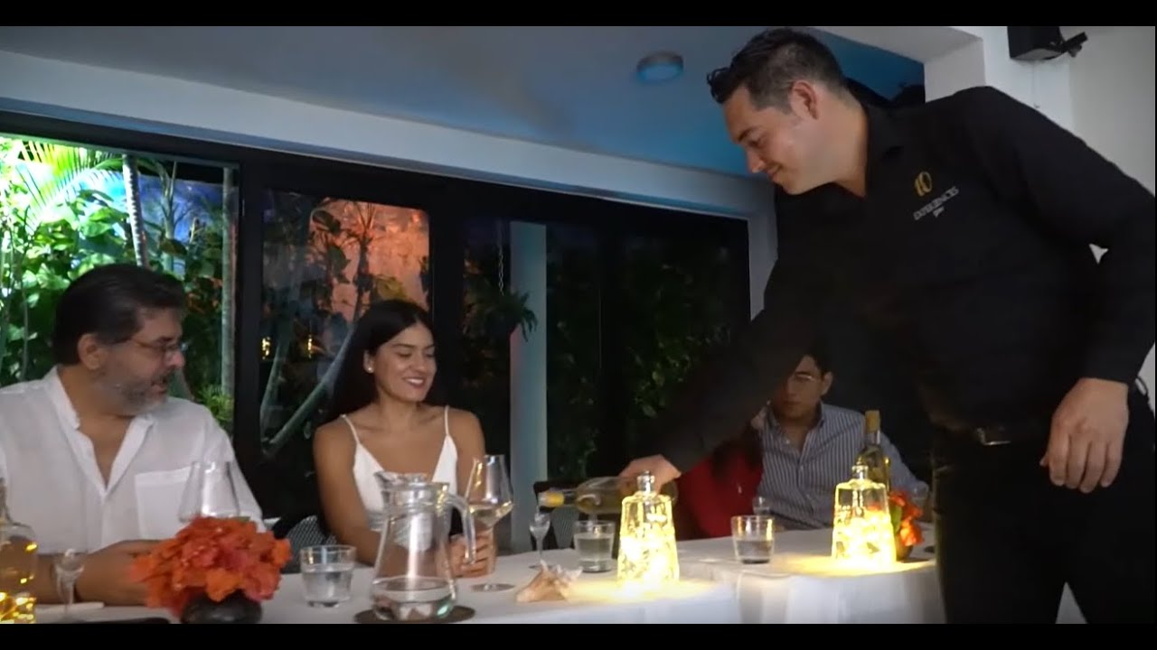 10 Experiences Tour: take a gastronomic trip around Mexico in one single place. Cozumel Gourmet Tour