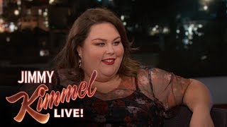 Chrissy Metz Loves Game Shows