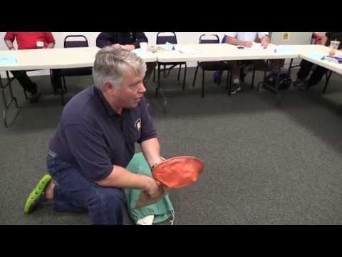 Deploying An Inflatable Liferaft