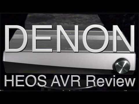 Denon HEOS AVR AV Receiver Review