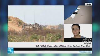 غزة: هدوء نسبي مع استمرار التوتر على الحدود مع إسرائيل