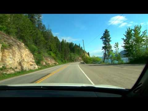 Beautiful British Columbia Travel -  by Woods Lake -  YouTube