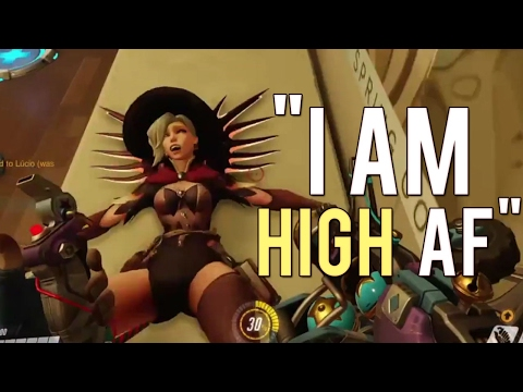 Overwatch ► FUNNY/FAILS & EPIC Moments #35