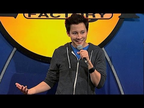 KT Tatara - Resetting The Password (Stand Up Comedy)