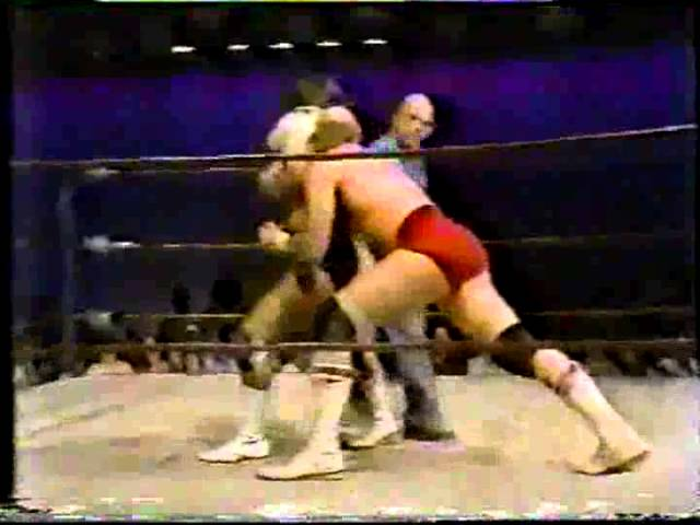 Wildfire Tommy Rich Southern Heavyweight Champion 1 Heel Youtube