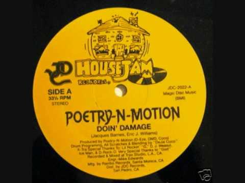 Poetry-N-Motion - Doin' Damage