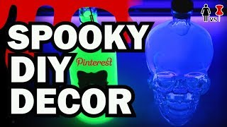 Spooky DIY Decor, Corinne VS Pins HALLOWEEN EDITION by : ThreadBanger