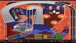 Pinball Dreams - Steel Wheel