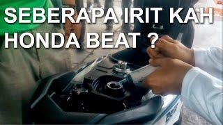Uji Konsumsi BBM Honda Beat eSP - Motovlog Indonesia