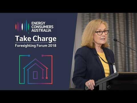 Rosemary Sinclair, Energy Consumers Australia - Closing remarks