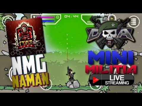 MINI MILTIA LIVE | #NAMAN GAMER | #CIC |