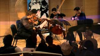 Beethoven String Quartet No. 5 in A Major,  Op. 18, No. 5 - Julliard School (Live)