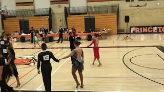 Princeton Ballroom Competition 2018 - Open Latin