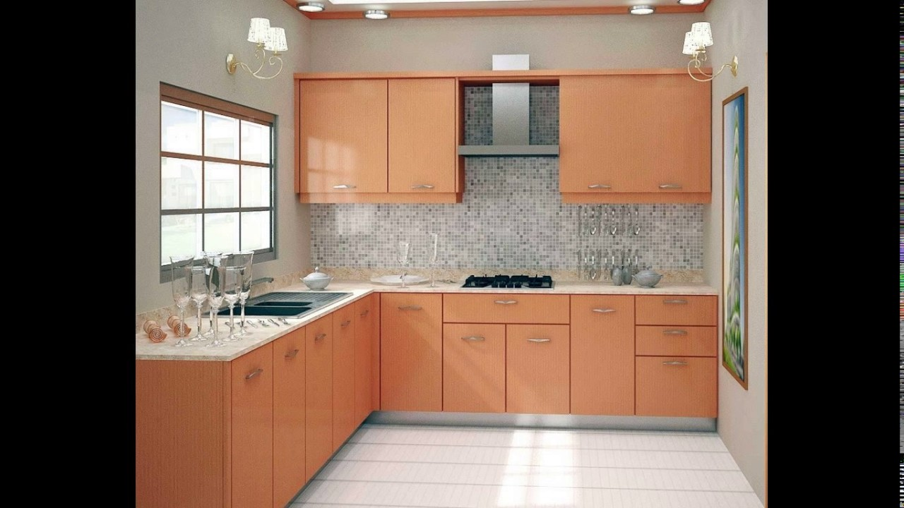 Kitchen Design L Shaped Cabinets