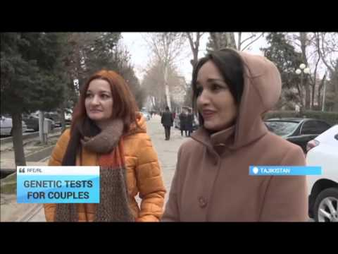 Genetic Tests for Couples: Tajikistan imposes genetic tests for future married couples