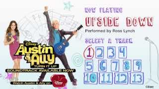 Austin & Ally: Turn It Up (Soundtrack from the TV Series) - Album Sampler