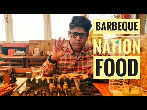 BARBEQUE NATION PUNE | 550rs Unlimited Food|Must Watch For FOODIES|Deccan Pune|Best Experience Ever