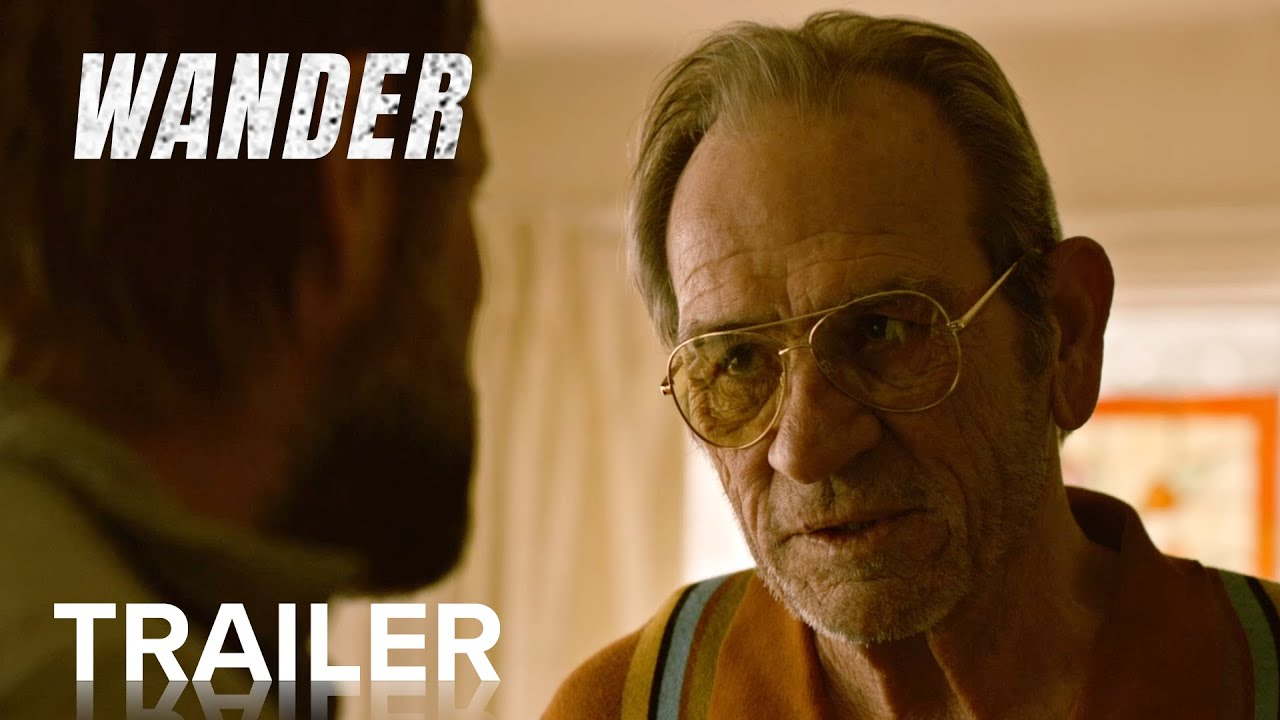 WANDER   Official Trailer [HD]   Paramount Movies