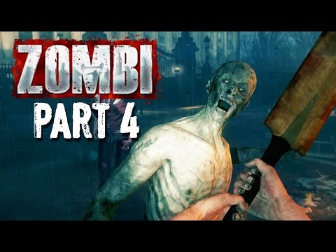 Zombi Walkthrough Gameplay Part 4 - BUCKINGHAM PALACE