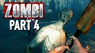 Zombi Walkthrough Gameplay Part 4 - BUCKINGHAM PALACE