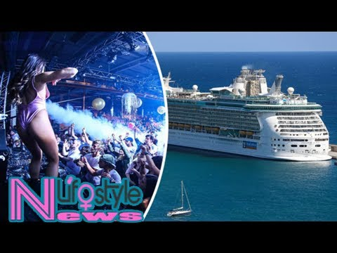 The ark festival: where raving on luxury cruise ships are the new way to party