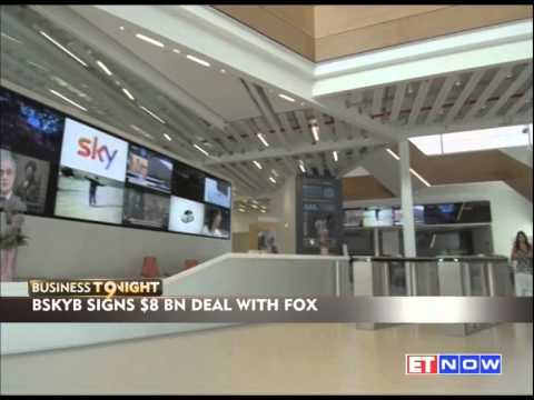 BSkyB To Purchase Sky Italy & Sky Germany From Fox