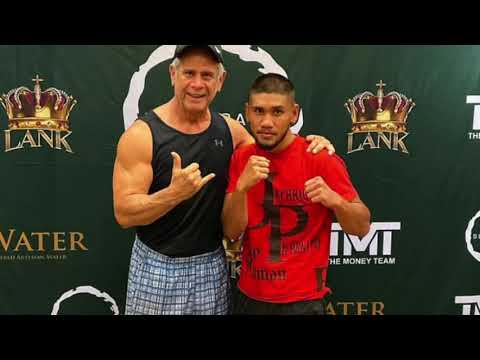 All about Jaybrio PE BENITO : The Next Boxing Star from Hawaii