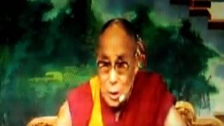 Healing Mantra by HH the Dalai Lama 2014.