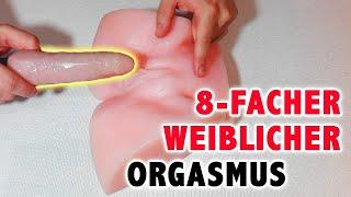 """""""8-FACHER WEIBLICHER ORGASMUS"""": Vorschau aller 10 Kapitel!"""