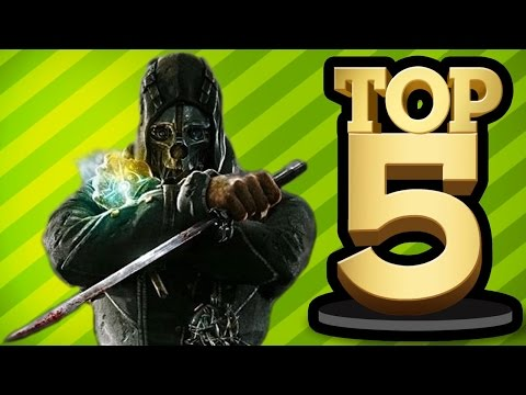 TOP 5 SILENT PROTAGONISTS IN GAMES
