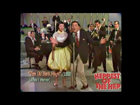 Louis Prima and Keely Smith Black Magic,
