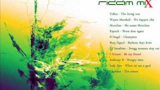 Saucey Head Riddim Mix [January 2012] [Yellow Moon Records - Teetimus Muzic]